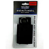 Uncle Mikes Sentinel Silent Web Key Holder Black