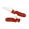 Spyderco Pkal Trainer Folder 3.0 in Red G-10 Handle