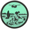 Maxpedition Moral Patch Night Vision 2.17 x 2.17 in