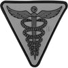 Maxpedition Morale Patch Caduceus 2.6 x 2.6 in