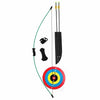 "Bear Archery Wizard Bow Set 10/18# 17/24"" AYS6300"