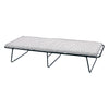 Stansport Steel Cot With Mattress-75in X 30in x 15.5in