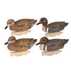 Flambeau Classic Green Wing Teal - 6 Pack