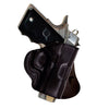 Tagua Springfield XD 4in Rotating Quick Draw Holster Black