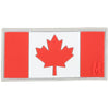 Maxpedition Morale Patch Canada Flag 3.0 x 1.50 in