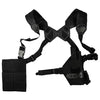 Elite  Modular Ambidextrous Double Shoulder Holster System