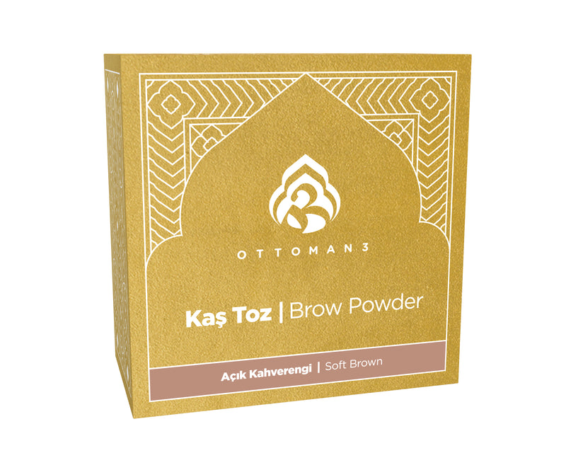 Brow Powder SOFT BROWN