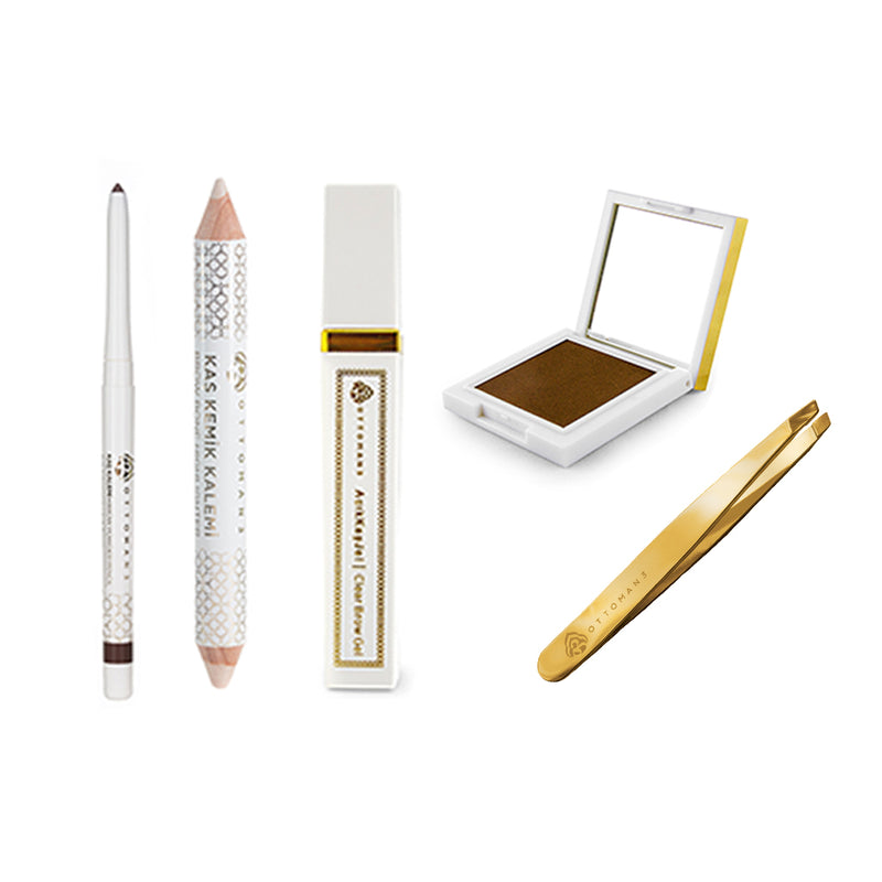 5 Steps to Great Brows Bundle