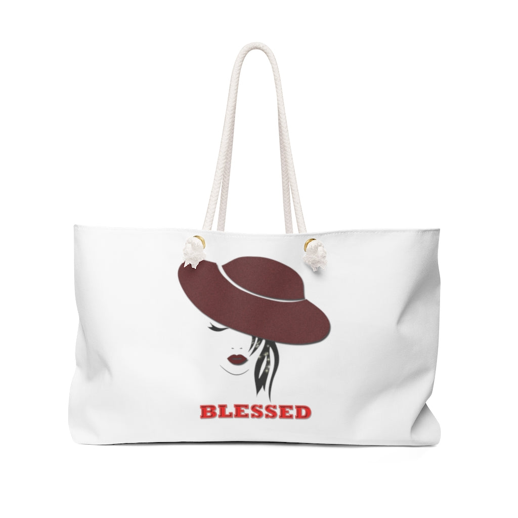 Blessed Weekender Bag
