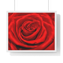 Load image into Gallery viewer, Passion Premium Framed Horizontal Poster