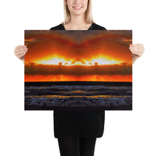 Load image into Gallery viewer, Hollywood Beach Sunrise Poster