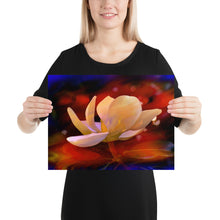 Load image into Gallery viewer, Flaming Magnolia Poster