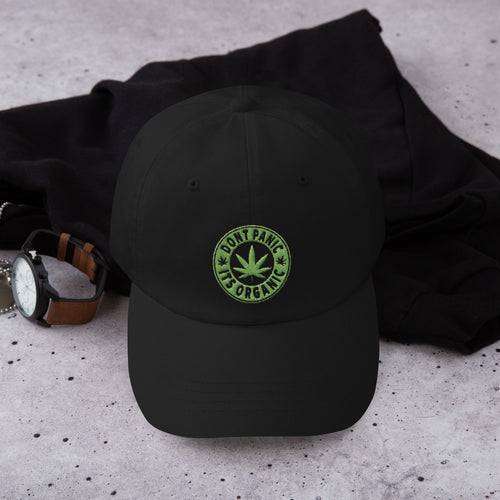 ORGANIC CANNABIS Dad hat