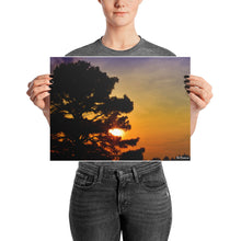 Load image into Gallery viewer, Colorful Sunset Poster