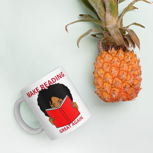MAKE READING GREAT AGAIN Coffee Mug