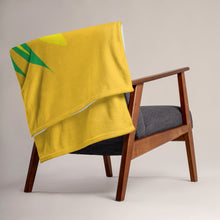 Load image into Gallery viewer, DESTINY Throw Blanket (GOLD)