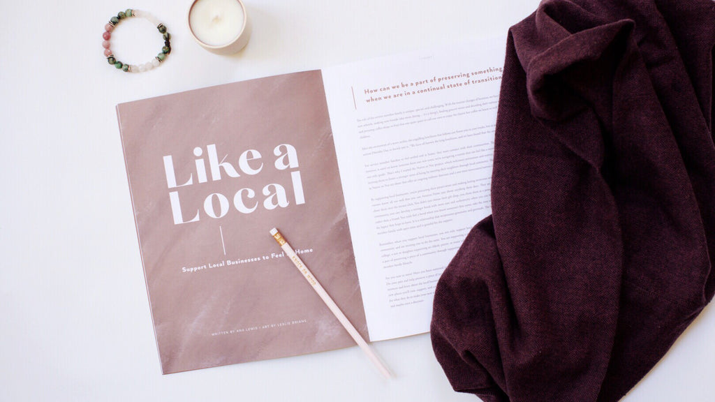 Like a Local: Support Local Businesses to Feel at Home