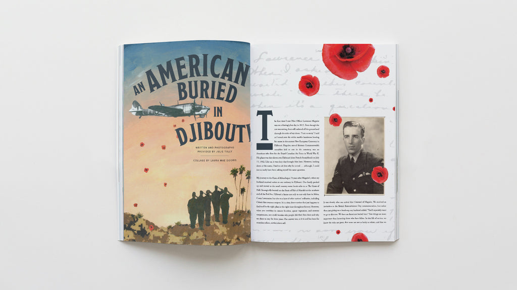 An American Buried in Djibouti — Legacy Magazine, Volume V
