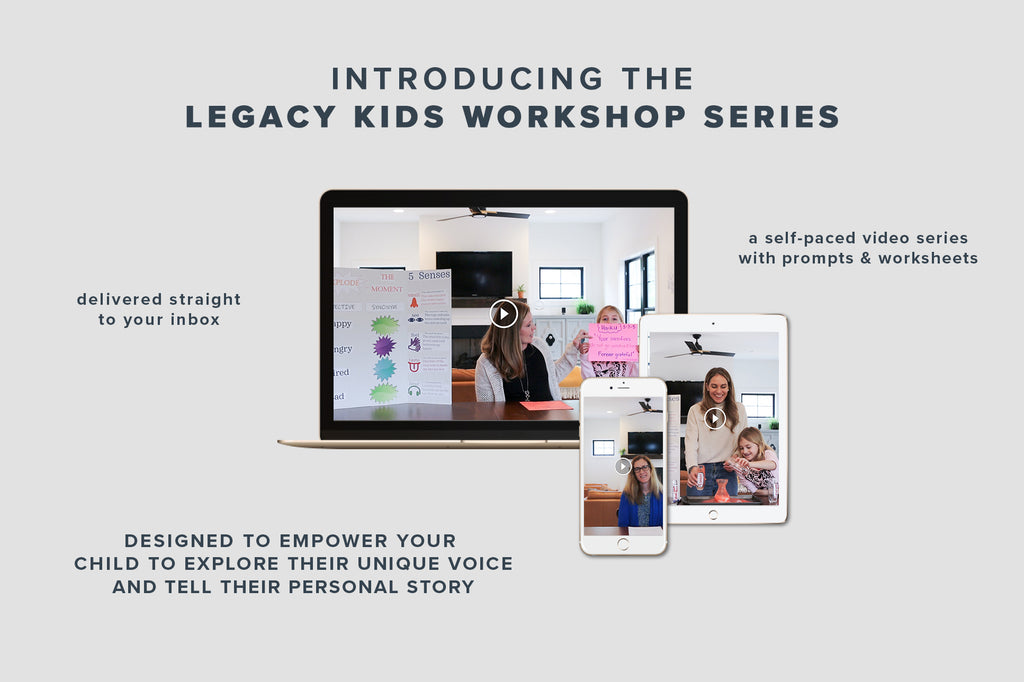 Legacy Kids Writing Workshop