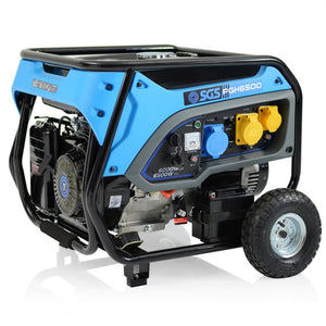 HEAVY DUTY PORTABLE PETROL GENERATOR for hire