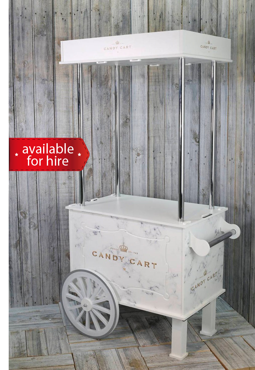 Candy Bar Cart for hire