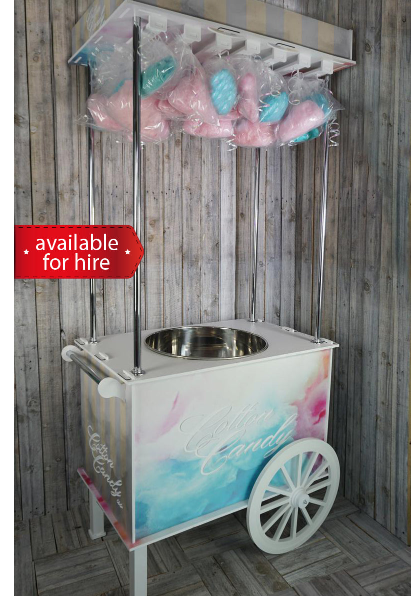 Candy Floss Cart for hire