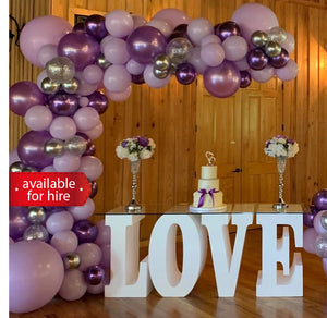 Love table for hire