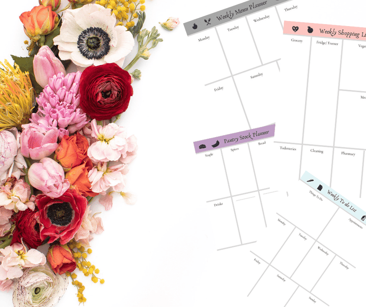 How Weekly Planners Can Help You Stay Organized