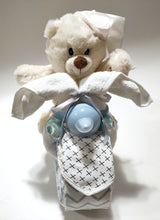 Nappy Cake Bike | Baby Boy - Nappie Cakes