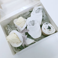 Mum and bub gift box | Woodlands - Nappie Cakes