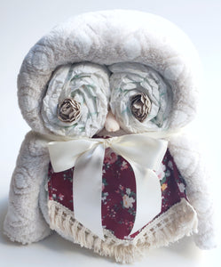 Nappy Cake Owl | Matilda | Limited Edition - Nappie Cakes