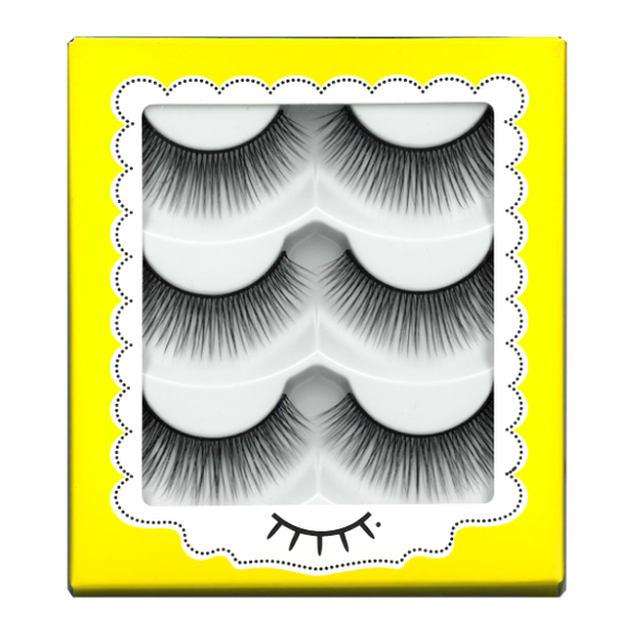 3D Faux Mink buy false lashes natural lashes affordable lashes fake eyelashes glam falsies