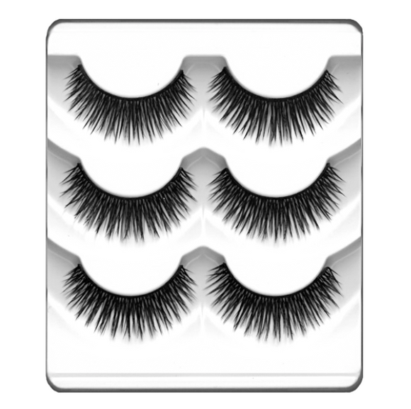 3D Faux Mink buy false lashes natural lashes affordable lashes fake eyelashes glam falsies look good lashes