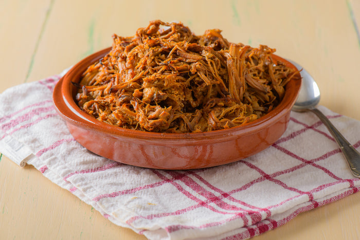 Keto Slow Cooker Apple Cider Pulled Pork