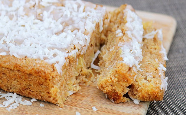 Breakfast Coconut Cake