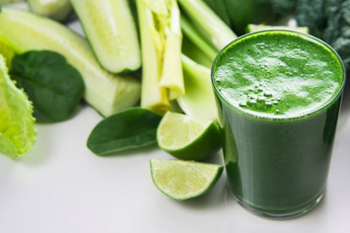 Total Detox Greens Smoothie