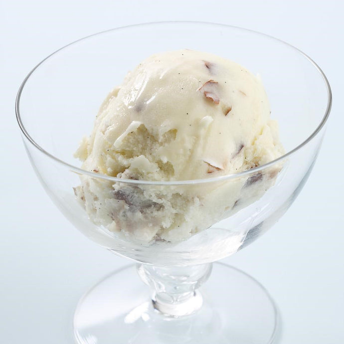 Coconut Almond Vanilla Ice Cream