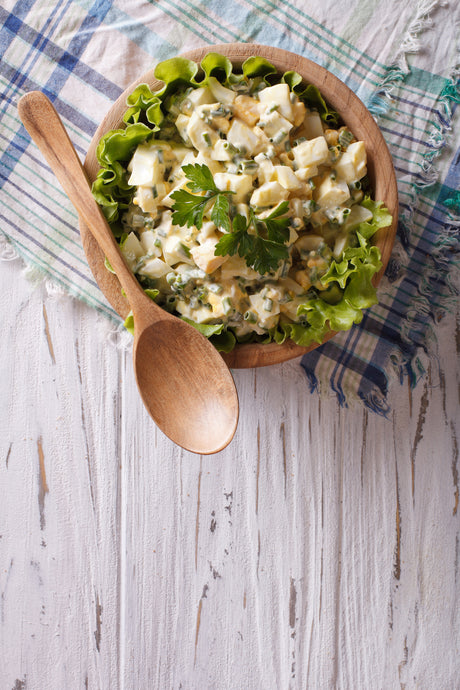 Egg Salad with Tarragon