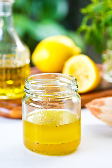 Simple Lemon Dressing