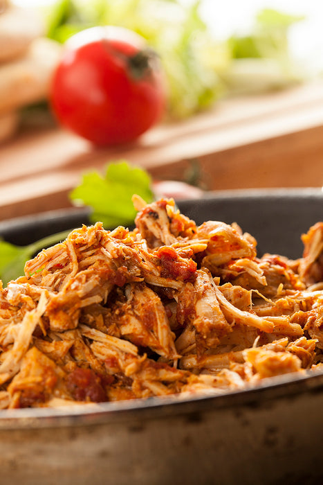 BBQ Shredded Pork