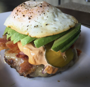 California Keto Burger