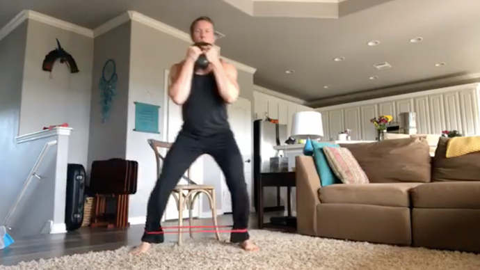 Home Workout With Chad - #52