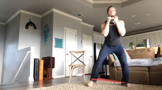 Home Workout With Chad - #29