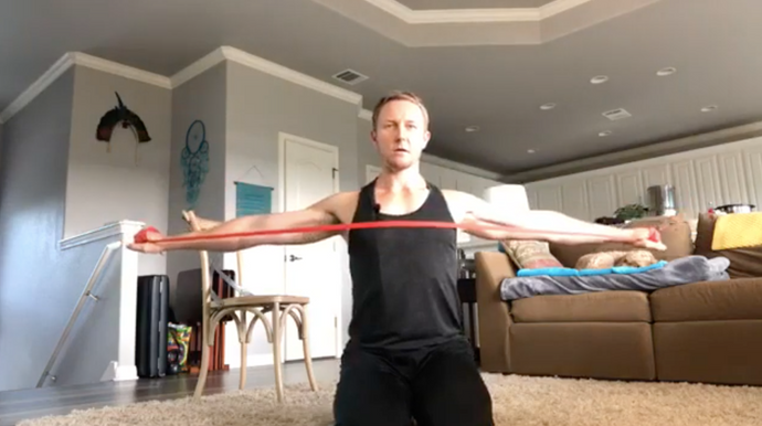 Home Workout With Chad - #19
