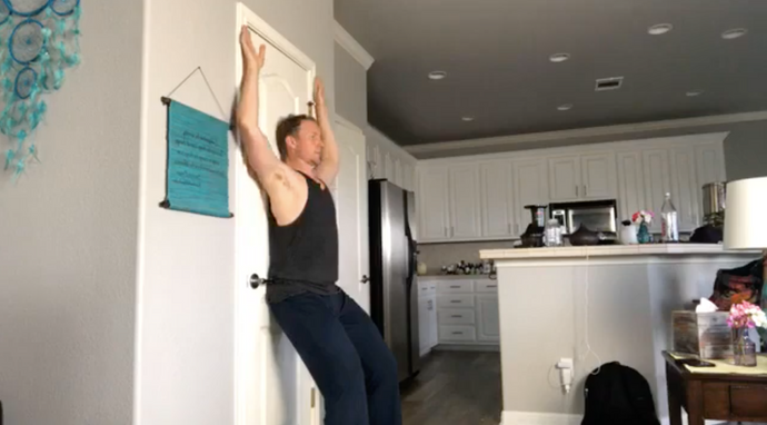 Home Workout With Chad - #12