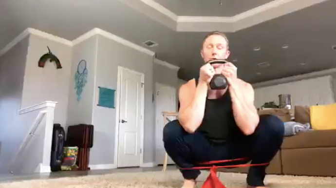 Home Workout With Chad - #9