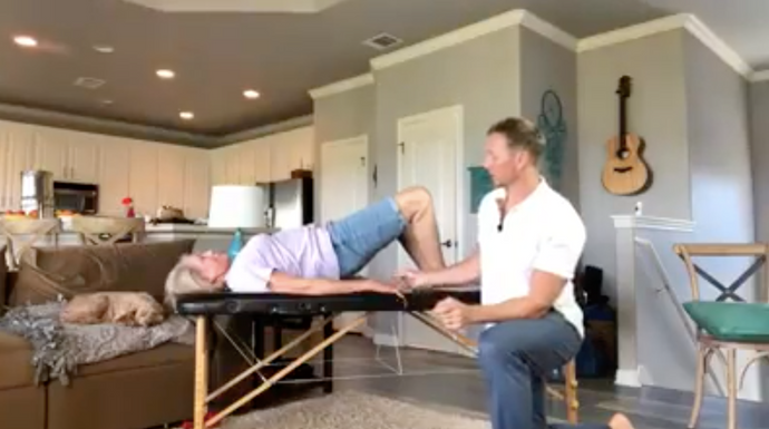 Try THIS to tone your butt (helps fix back, hip, and knee pain)