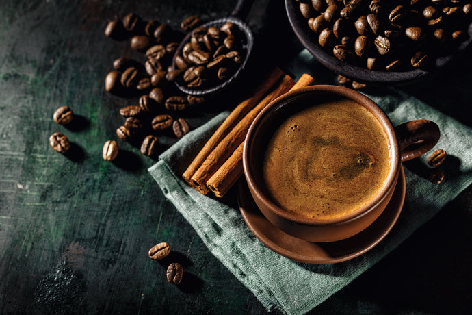 Spiced Keto Coffee