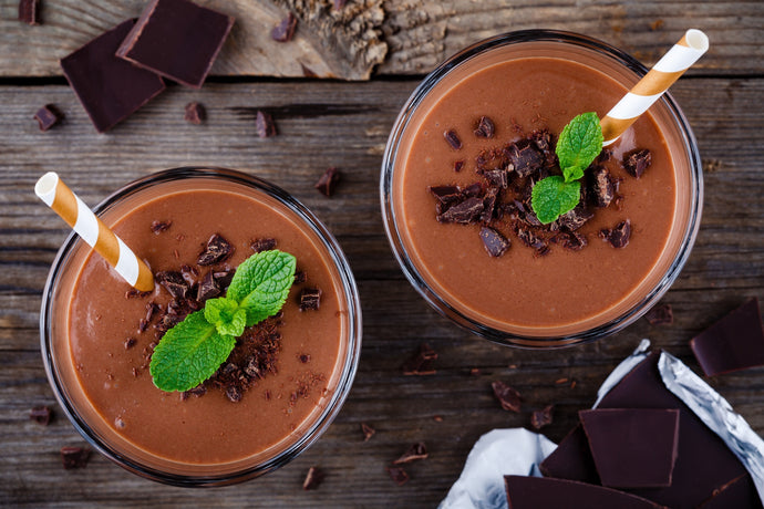 Cacao Lovers Collagen Smoothie