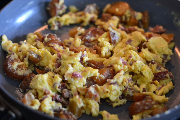 Bacon Lovers Breakfast Scramble
